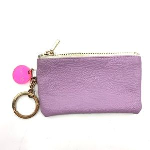 193f94cc9f9 Ban.do Silver Lilac Coin Purse Leather Wallet